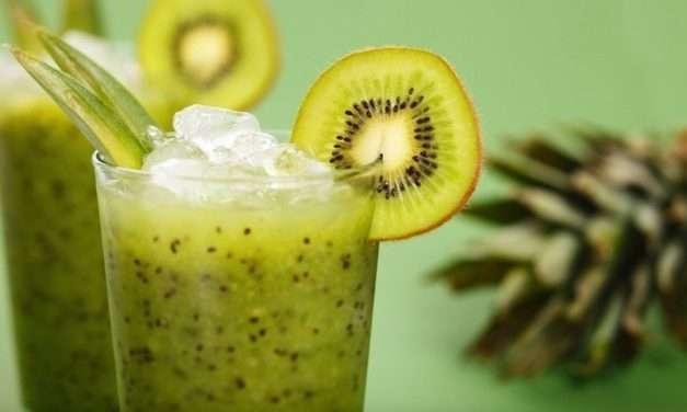 [RECIPE] Spinach Kiwi Smoothie