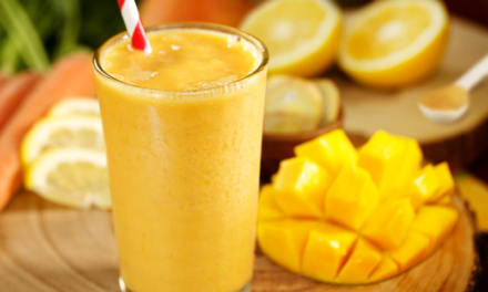 [RECIPE] Magnificent Mango and Coconut Water Smoothie for Superpowered Workouts
