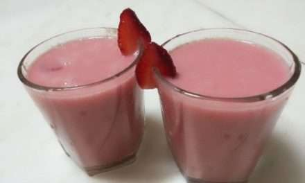 [RECIPE] Diet Fruit Smoothie – For Weight Loss