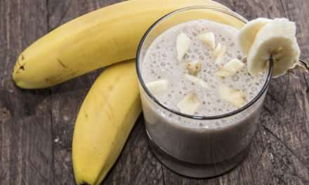 [RECIPE] Tummy Trimmer Smoothie – with Banana & Ginger