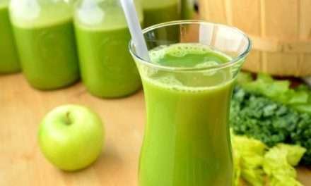 [RECIPE] Healthy Green Smoothie Treat – Low Sugar