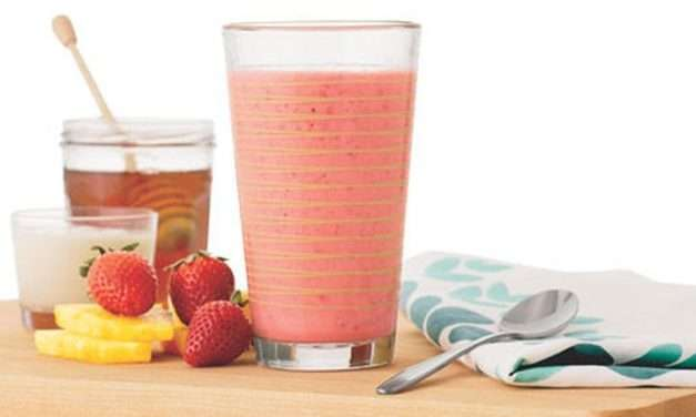 [Recipe] Beat Gas and Bloat Naturally with this Gas and Bloat Relieving Smoothie