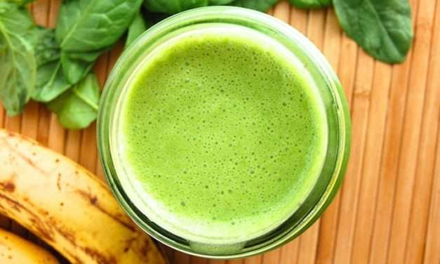 [RECIPE] Superfood Green Smoothie for Asthma, Diabetes & and Other Ailments