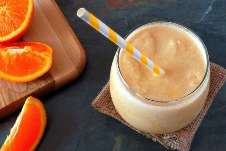 [RECIPE] Orange Cream Smoothie