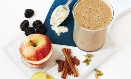 [RECIPE] Charmaine's Protein Smoothie – Delicious Spiced Apple