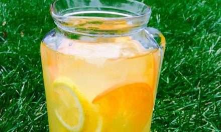 [Recipe] Citrus Detox Flush