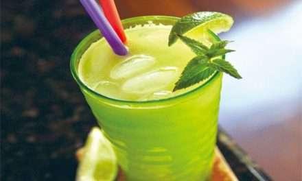 [Recipe] Refreshing Cucumber Detox Sparkler