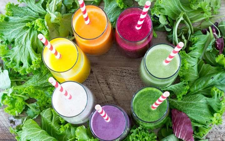 [Recipe] A Rainbow of Healthy Smoothies is Good For You