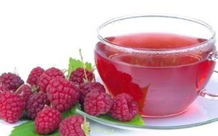 [Recipe] Detox Raspberry Tea Reduces Bloat