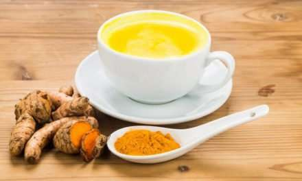 [Recipe] Immune Boosting Turmeric Tea