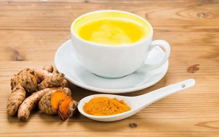 [Recipe] Immune Boosting Turmeric Tea