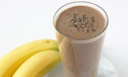[Recipe] Health-Giving Chia Chocolate Smoothie