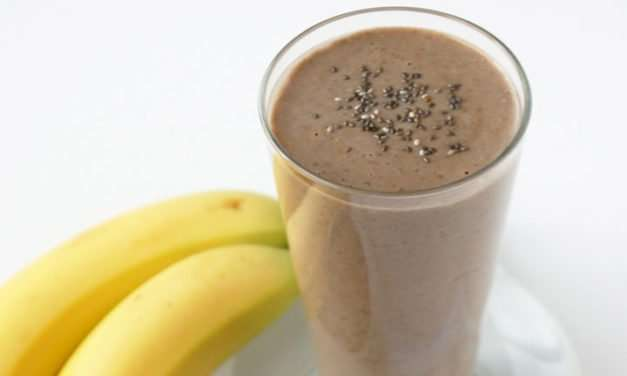 [Recipe] Health-Giving Chia Chocolate Smoothie