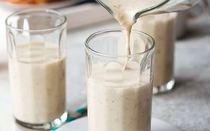 [Recipe] Date and Banana Smoothie