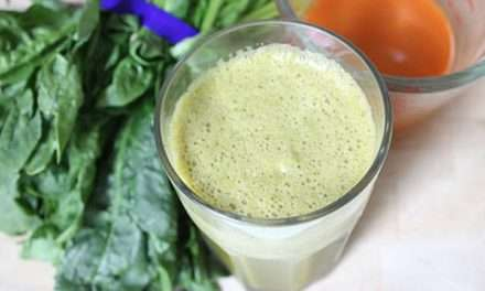 [Recipe] Recharge with this Kale Smoothie