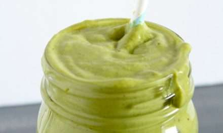 [RECIPE] Revelation – My Perfectly Smooth Green Smoothie!