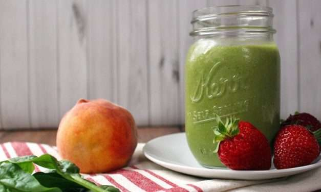 [RECIPE] Ultimate Tropical Summer Green Smoothie