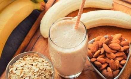 [RECIPE] Vegetarian Breakfast Blaster Smoothie for Nutrition & Health