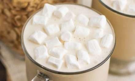 [Recipe] Healthy Fluffernutter Smoothie