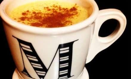[Recipe] Pumpkin Chai Latte Smoothie