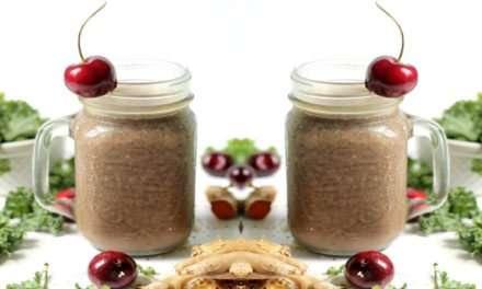 [Recipe] Tart Cherry Anti-Inflammatory Smoothie