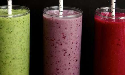 [Recipe] 3 Healthy Weight-Loss Smoothies