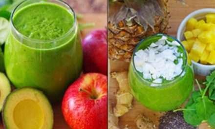 [Recipe] 5 Cholesterol-Lowering Green Smoothies