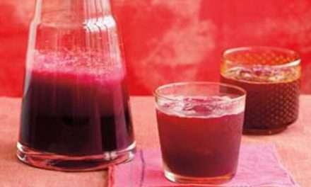 [Recipe] Vibrant Beet and Orange Juice Smoothie
