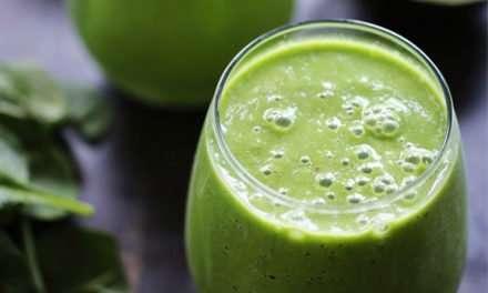 [Recipe] Refreshing Summery Green Smoothie Minis