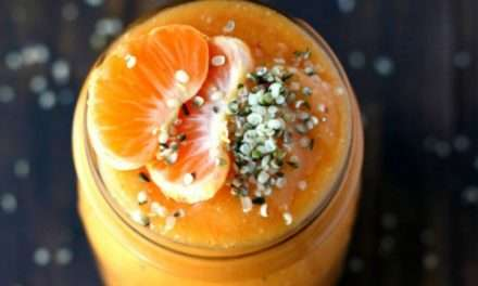 [Recipe] Vitamin-Rich Smoothie with Protein that's Suitable for Dairy-Free, Gluten-Free Diets and Vegans