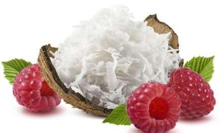 [Recipe] Refreshing Raspberry Coconut Lime Smoothie