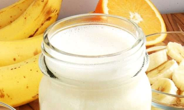 [Recipe] A Classic Quick & Easy Banana Smoothie