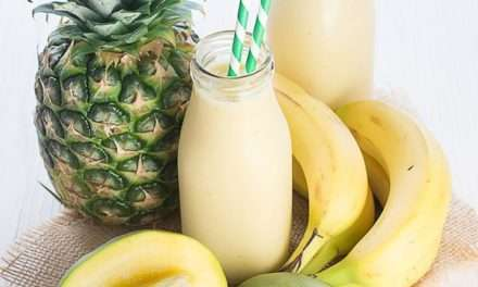 [Recipe] Tasty Tropical Smoothie for Sharing