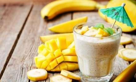 [Recipe] Simple 3-Ingredient Banana Smoothie