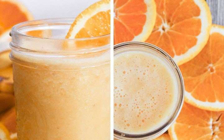 [Recipe] Fresh Orange Julius Smoothie Without All the Sugar