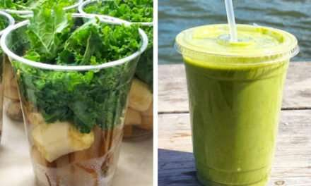 [Recipe] Pump Energy into your Day with this Green Power Smoothie