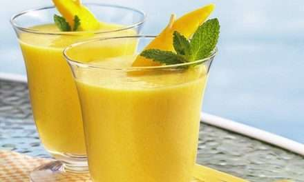 [Recipe] Shell's Mango Smoothie – Wonderful Flavor, Easy to Make