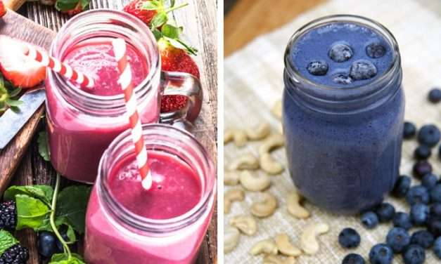 [Recipe] Tips to Build a Smoothie to Help You Lose Weight