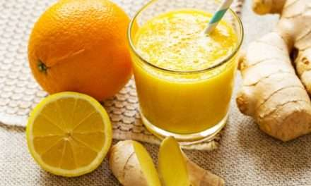 [Recipe] Immune System Booster Juice Protects Your Lungs & Fights Allergies