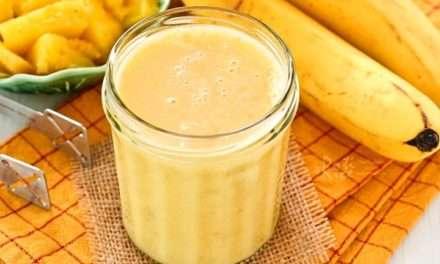 [Recipe] Linda's Pineapple Banana Smoothie