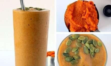 [Recipe] Chai/Cha/Tea & Pumpkin Chai Smoothie