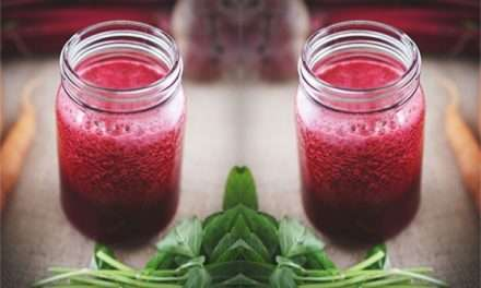 [Recipe] Sweet and Spicy Beetroot Smoothie