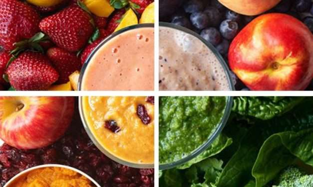[Recipe] 4 Simple Seasonal Smoothies