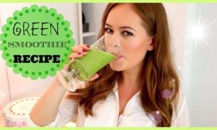 [RECIPE] Best Healthy Green Smoothie?