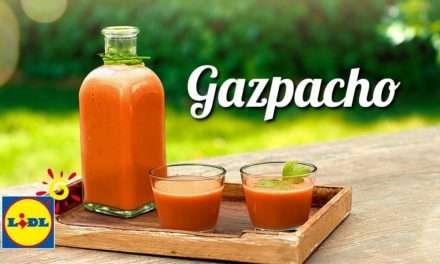 [Recipe] Picnic Gazpacho Smoothie