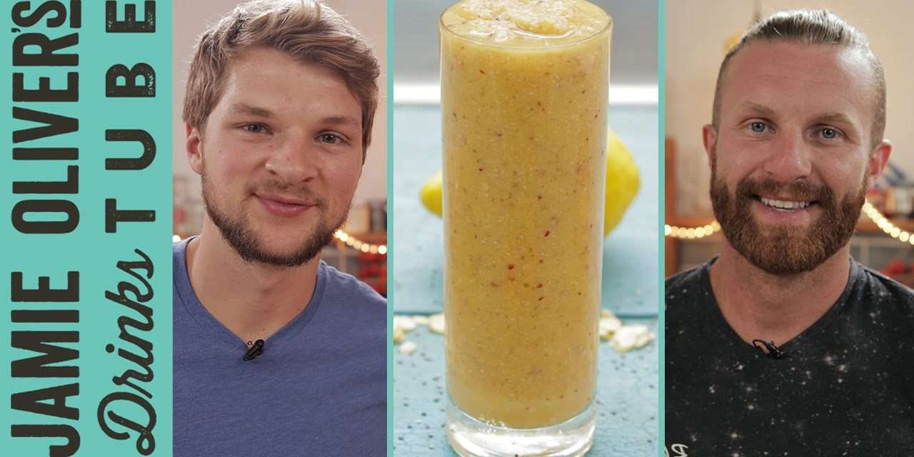 [RECIPE] Post-Workout Smoothie for Fast Recovery