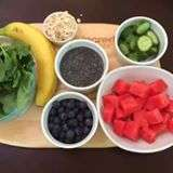 [RECIPE] Watermelon Blueberry Smoothie for Weight Loss, Energy & Digestion