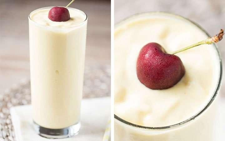 [Recipe] Rich n Creamy Pina Colada Smoothie