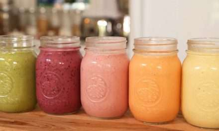 [V-RECIPES] – 5 Healthy Smoothies To Start Your Day