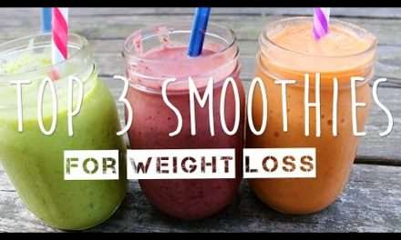 [Video] These 3 Smoothie Recipes Helped Shae Lose Over 40lbs